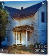 Spooky Old House Acrylic Print