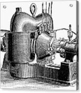 Sprague Motor, C1890 Acrylic Print