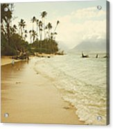 Sprecks Beach Acrylic Print