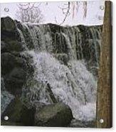 Spring Falls Acrylic Print
