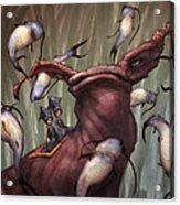 Spring Thaw Acrylic Print
