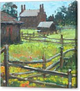 Spring Time In Nauvoo Acrylic Print