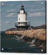 Springpoint Ledge Light House Acrylic Print