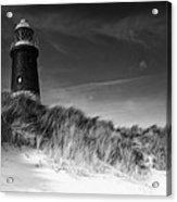 Spurn Point Landscape Acrylic Print