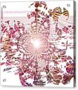 Spyro-5d Digital Art 6006 Acrylic Print