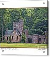 Squires Castle Acrylic Print