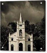 St Anne's Church Acrylic Print