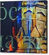 St Basil Acrylic Print