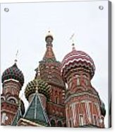 St. Basil's Cathedral 14 Acrylic Print