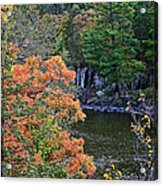 St Croix River Acrylic Print