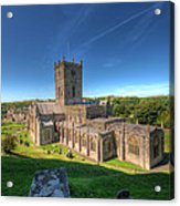 St Davids Cathedral 3 Acrylic Print