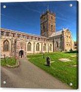 St Davids Cathedral 5 Acrylic Print