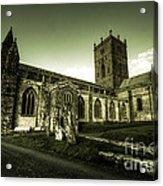 St Davids Cathedral Acrylic Print