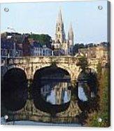 St. Finbarres Cathedral, Cork, Co Cork Acrylic Print
