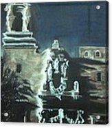 St Francis On The Brazos Acrylic Print by Patsy Gunn