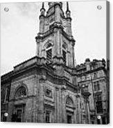 St Georges-tron Church Nelson Mandela Place Glasgow Scotland Uk Acrylic Print