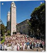 St James Cathedral 2007 Acrylic Print