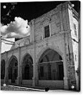 St Josephs Convent And Catholic Church St Joseph De L Apparition Larnaca Republic Of Cyprus Acrylic Print by Joe Fox
