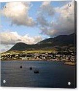 St. Kitts Acrylic Print