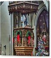 St Louis Church 11 Acrylic Print