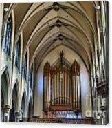 St Louis Church 13 Acrylic Print