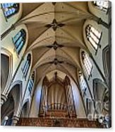 St Louis Church 8 Acrylic Print