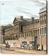 St Luke's Hospital For Lunatics, London Acrylic Print