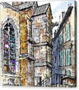 St. Martin's Cathedral Acrylic Print