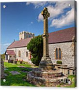 St Mary 1080 Acrylic Print