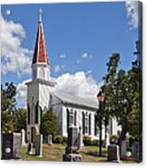 St Marys Catholic Church Dhfx001 Acrylic Print