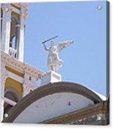 St. Michael The Archangel Acrylic Print