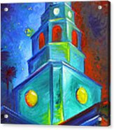 St. Michael's Church Acrylic Print