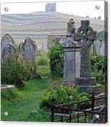 St. Nicholas Graveyard I Acrylic Print