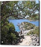St Nicholas Island Acrylic Print