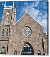 St. Patrick Church Acrylic Print
