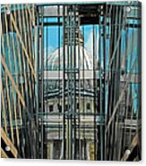 St Pauls Compressed Acrylic Print
