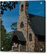St. Peter's By-the-sea Protestant Episcopal Church Acrylic Print