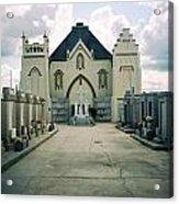 St Roch Campo Santo Acrylic Print