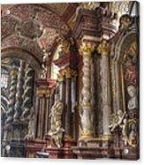 St Stanislaus Church -  Posnan Acrylic Print
