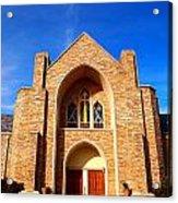 St. Stephens Presbyterian Church Acrylic Print
