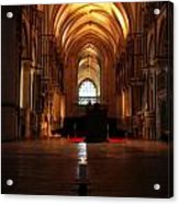 St Thomas Becket's Shrine Acrylic Print