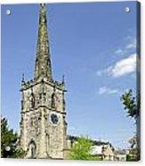St Wystan's Church - Repton Acrylic Print