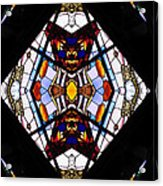 Stained Glass 2 Acrylic Print