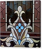 Stained Glass Lc 03 Acrylic Print