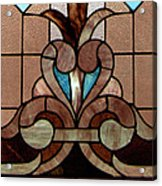 Stained Glass Lc 06 Acrylic Print