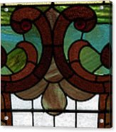 Stained Glass Lc 08 Acrylic Print