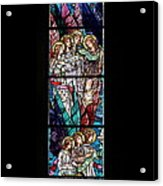 Stained Glass Pc 06 Acrylic Print