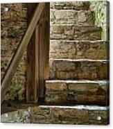 Stair Light Acrylic Print
