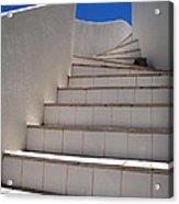 Stair To The Sky Acrylic Print