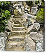 Staircase To Eagle Falls Lake Tahoe Acrylic Print